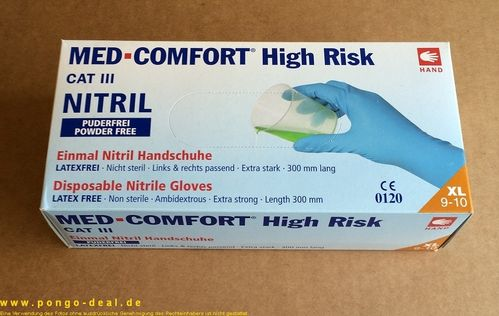 MED-COMFORT HIGH RISK